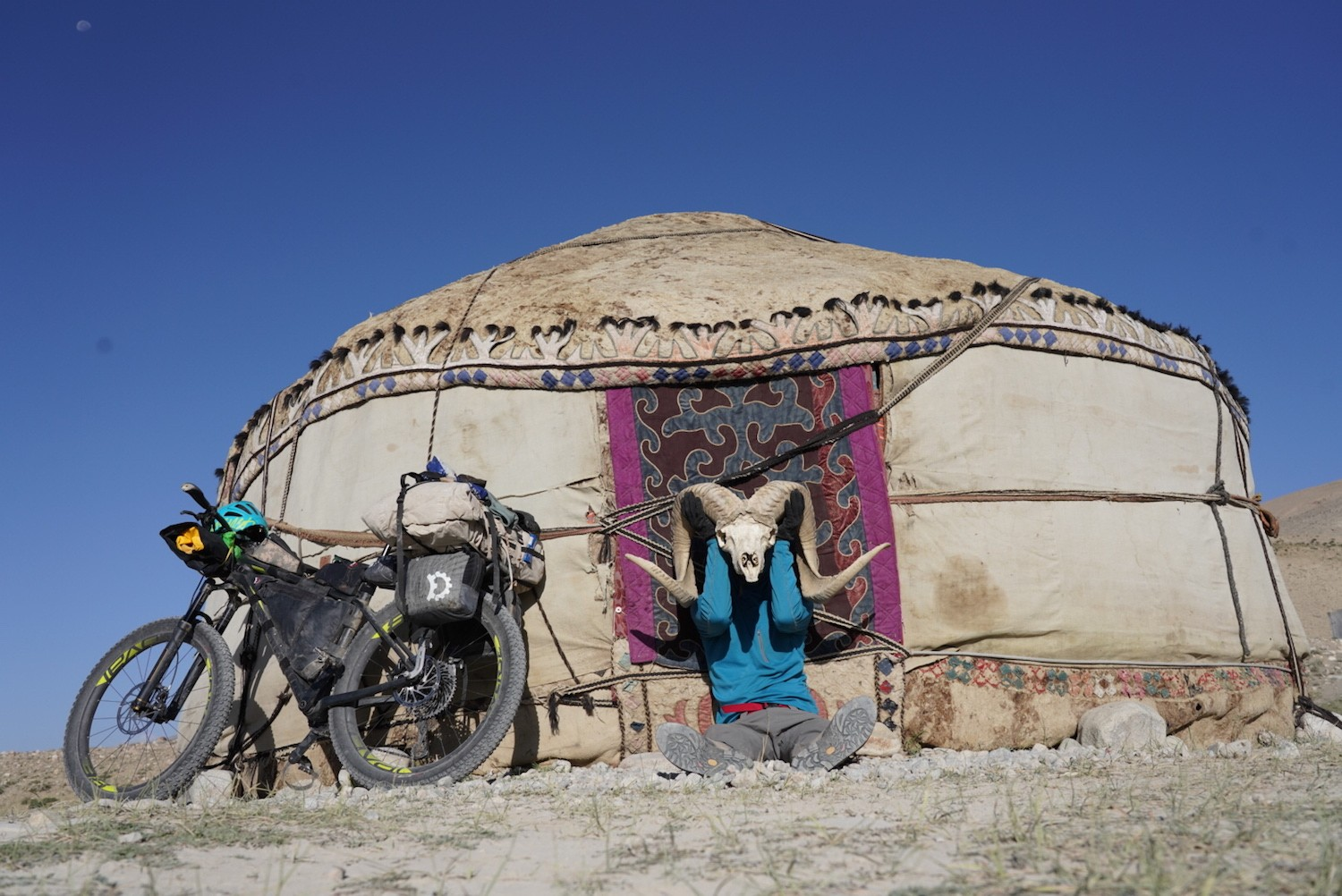 Tajikiwhere? A solo bikerafting odyssey to Tajikistan, by Steve Fassbinder, on the Revelate Designs blog.