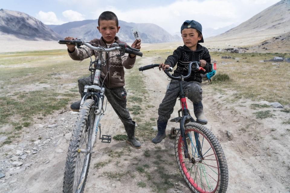 Bikerafting Tajikistan