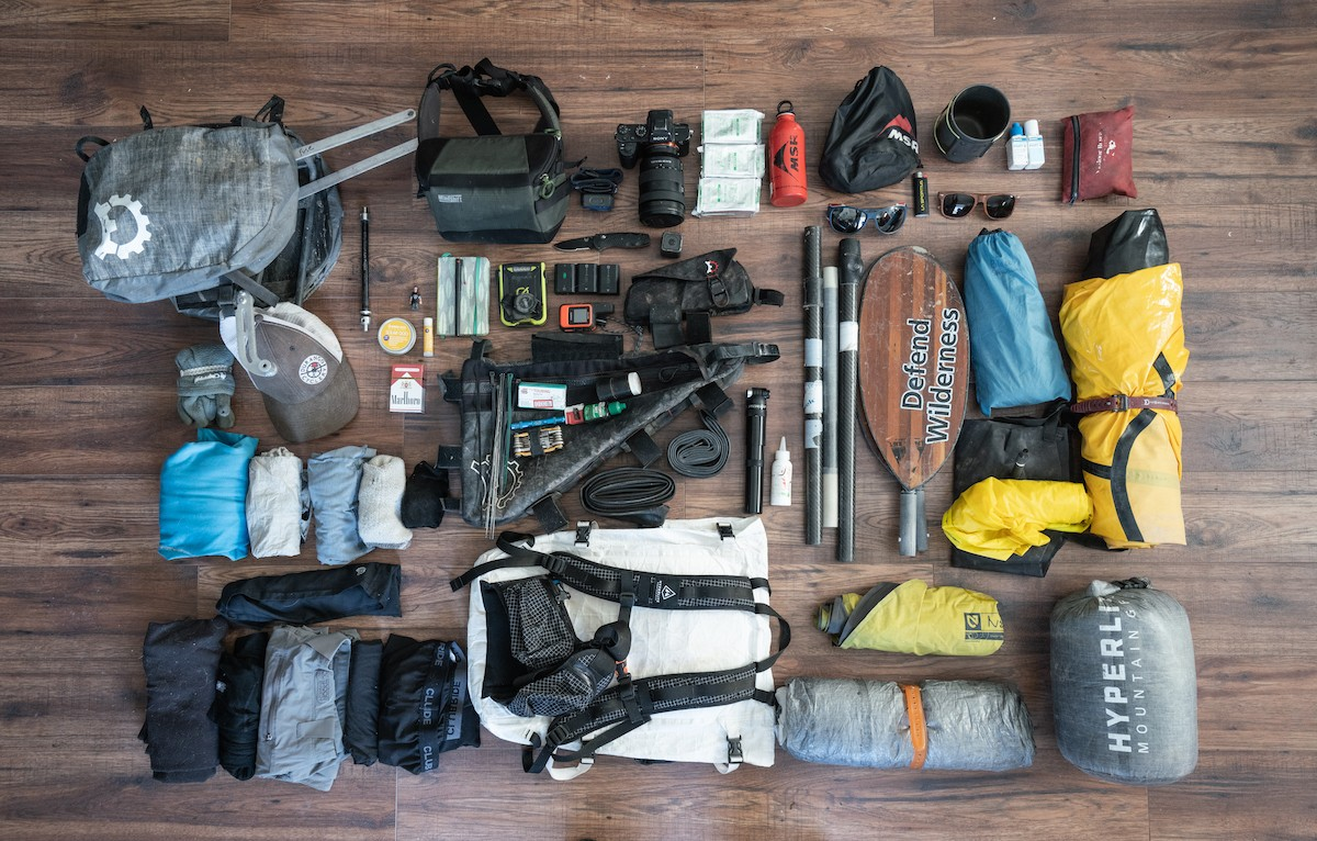 What's in your bikeraft kit?