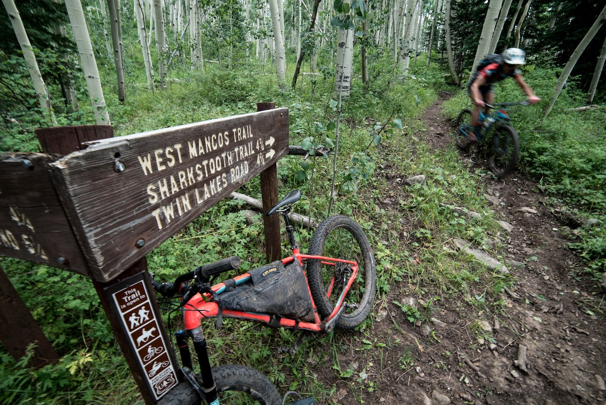 Bike. Packraft. Bikeraft: Bikepacking on the West Mancos Trail