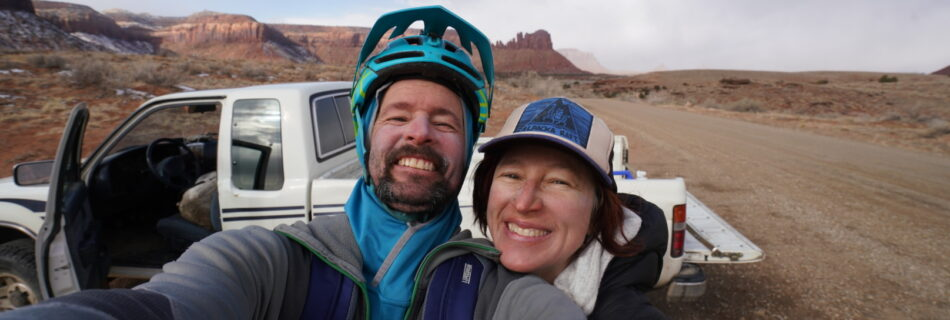 lizzy and doom of Four Corners Guides