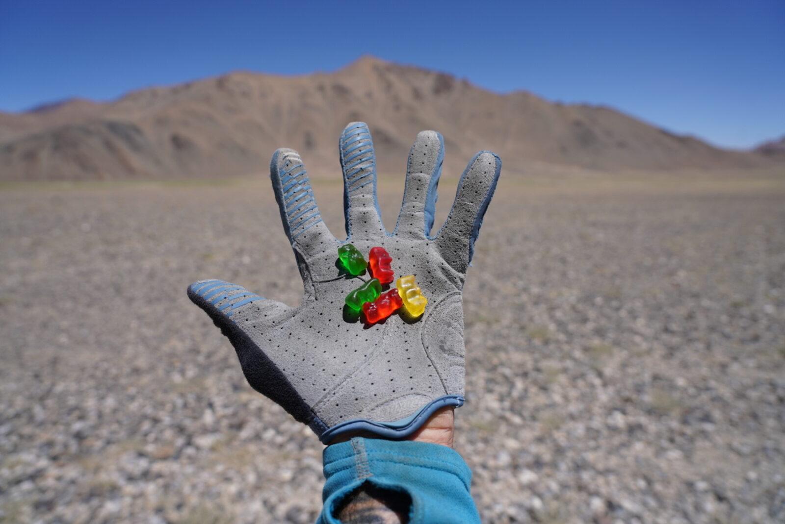 Bikeraft Tajikistan