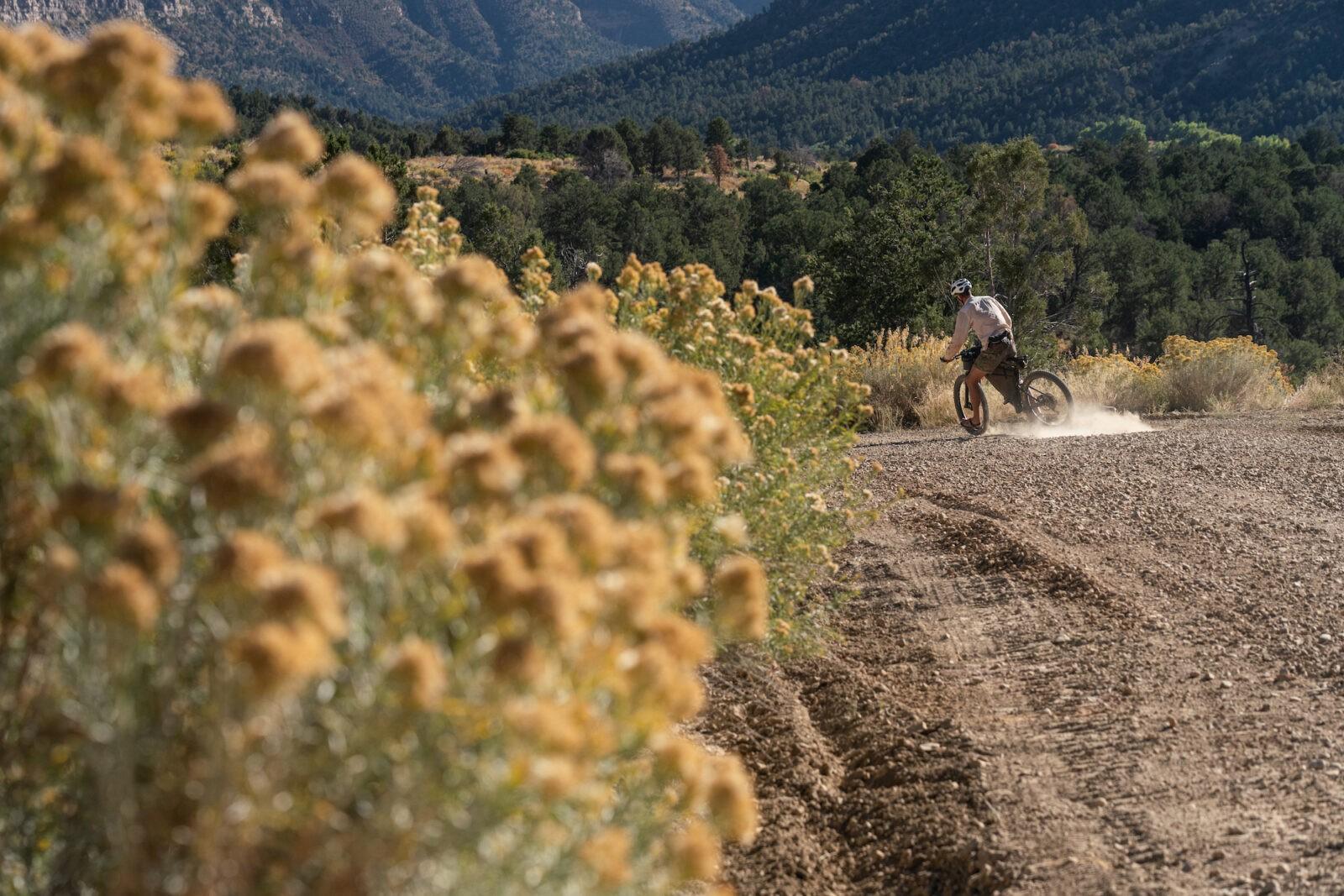 Ute Mountain Ute Tribal Park Bikepacking Tour featured in The Radavist