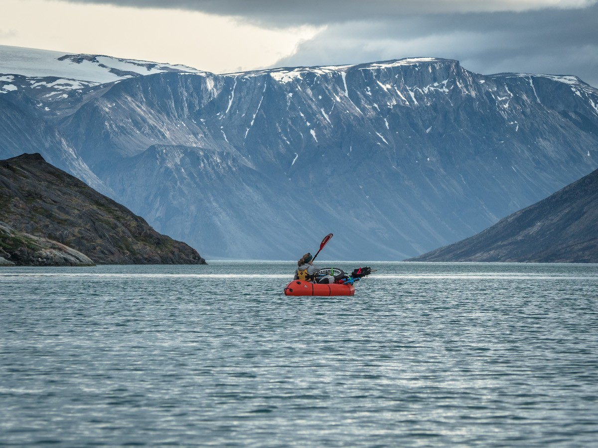 the Fickle Fjord by Huw Oliver