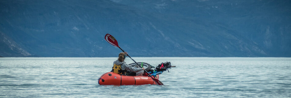 Pirates of Packrafting, the Fickle Fjord, by Huw Oliver