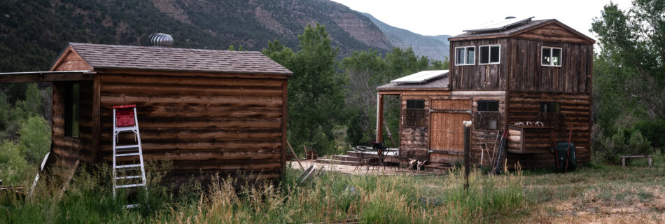 Scullbinder Ranch CAbin
