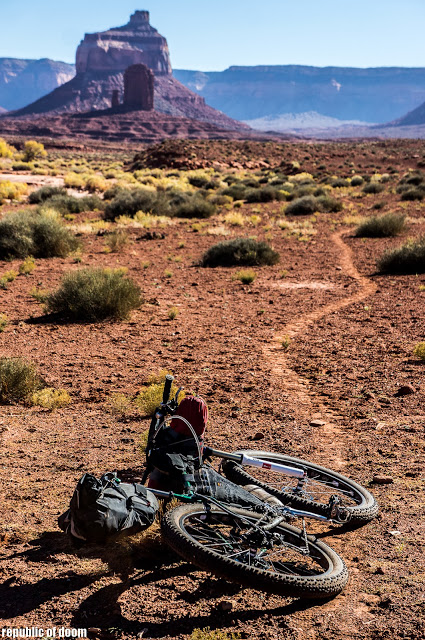 Solo Wild Ass Tour - Bikerafting the Navajo Nation