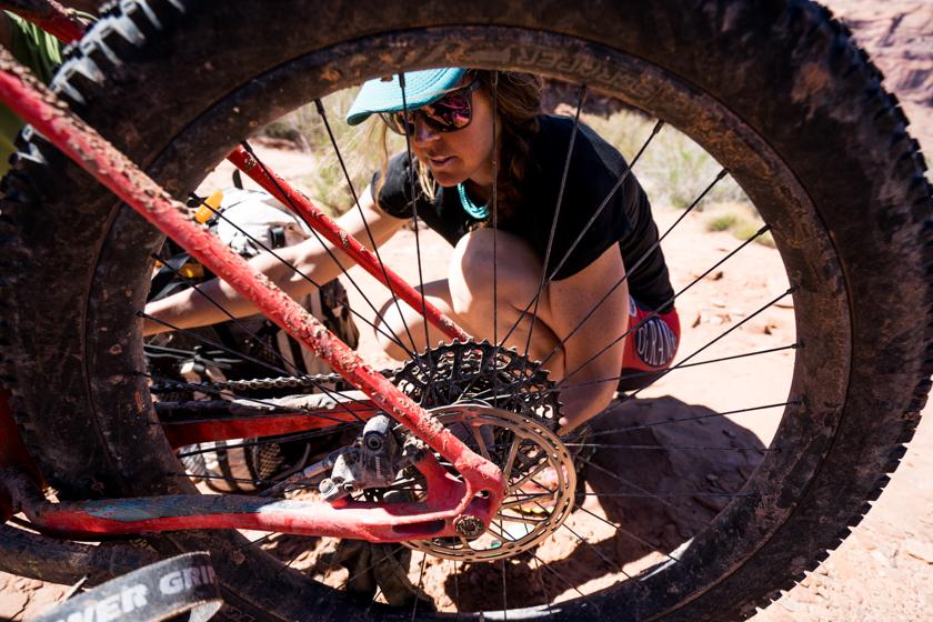 backcountry bike & boat maintenance workshop