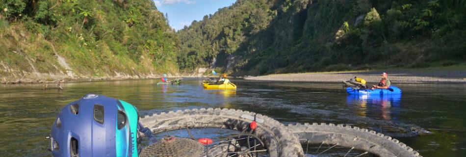 Deane Parker Bikerafting New Zealand Forgotten Highways 282