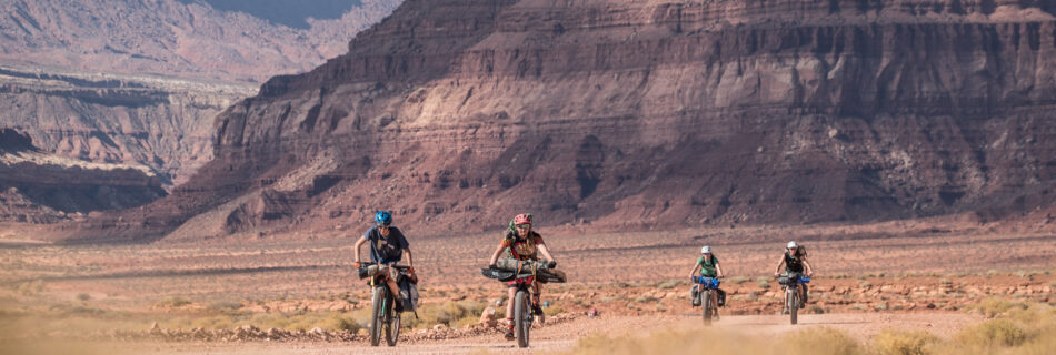 Navajo Youth Bikepacking Program
