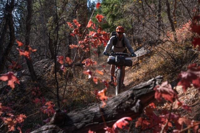 Bikepacking Utah
