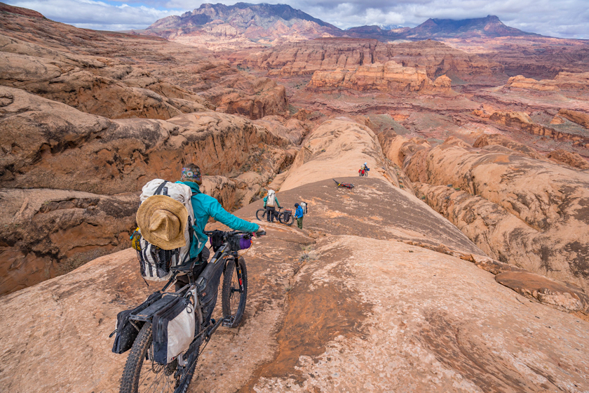 A Foolz Errand: Bikerafting Southern Utah