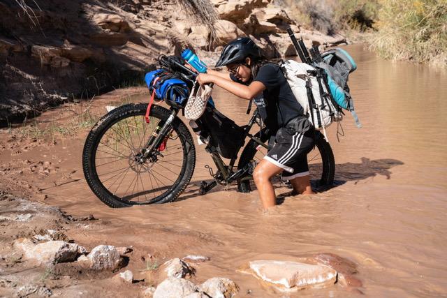 Dzil Ta'ah Dine Youth Bikerafting Program