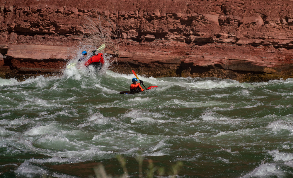 Packrafting the Grand Canyon - Self Supported packraft Trip