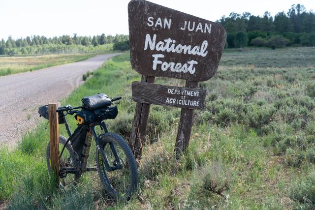 San Juan NF