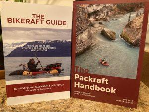 The Packraft Handbook and The Bikeraft Guide discount!