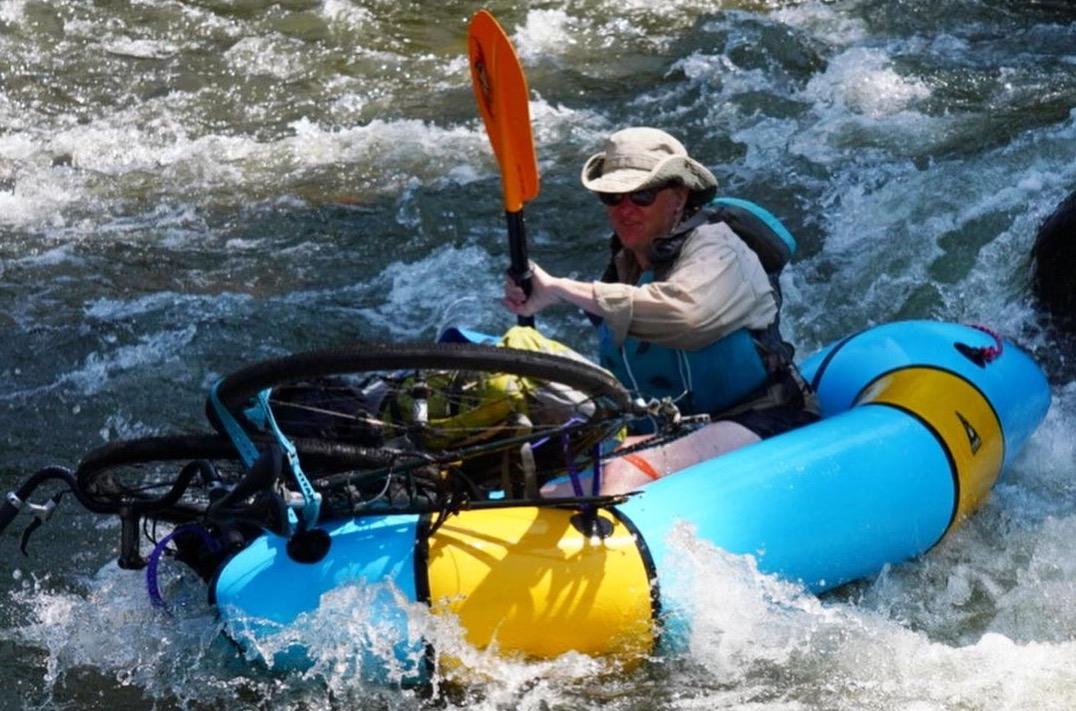 Bikerafting the Dolores River