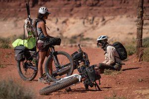 Bikepacking the Navajo Nation