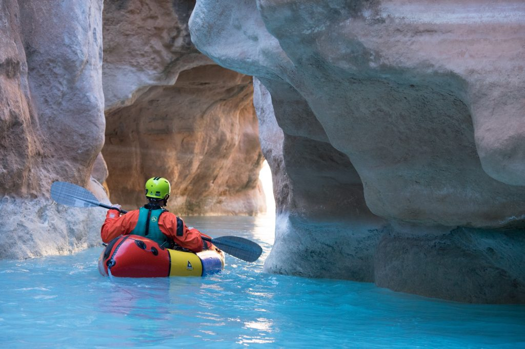 Intro to packrafting.